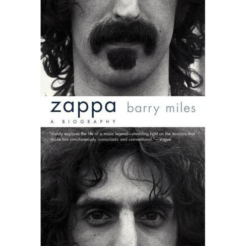 Zappa - by  Barry Miles (Paperback) - image 1 of 1