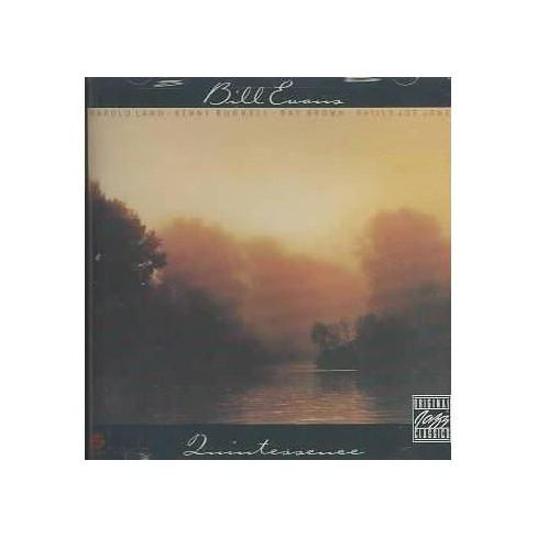 Bill Evans - Quintessence (CD) - image 1 of 1
