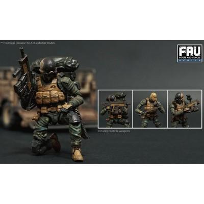 FAV-A31 Osprey Commando 1:18 Scale | Acid Rain Fav Action figures