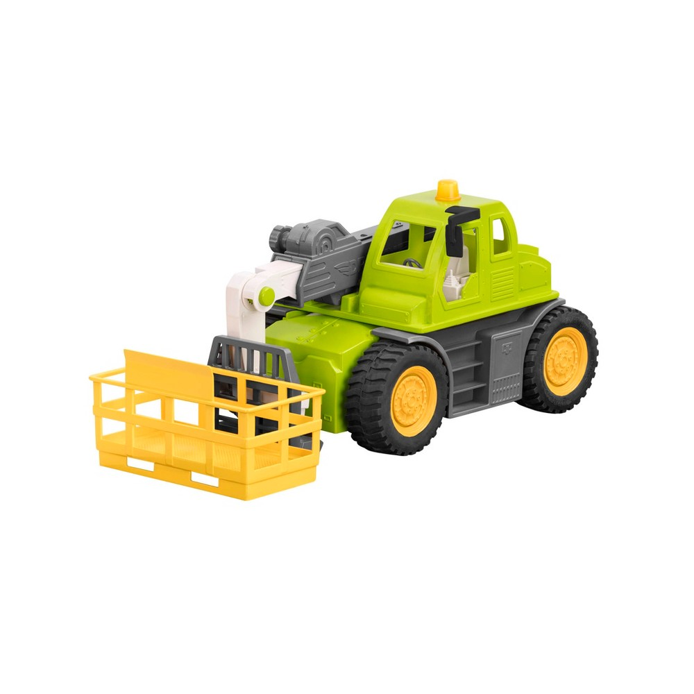 Driven 8211 Toy Forklift Truck 8211 Telehandler 8211 Midrange Series