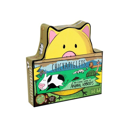 Chickapiglet Board Game - image 1 of 4
