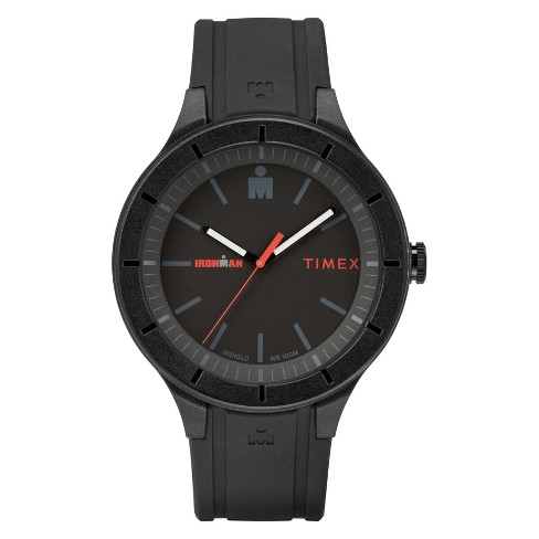 Timex Ironman Essential 42mm Watch - Black TW5M16800JT - image 1 of 3