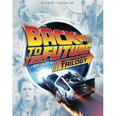 Back to the Future 30th Anniversary Trilogy (Blu-ray)