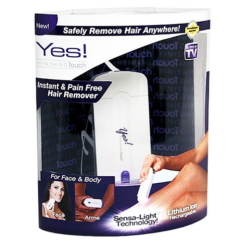 As Seen on TV® YES! by Finishing Touch Hair Remover - image 1 of 1