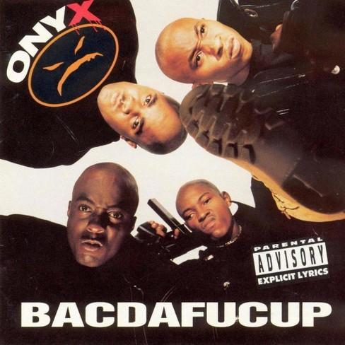 Onyx (Rap) - Bacdafucup (CD) - image 1 of 3