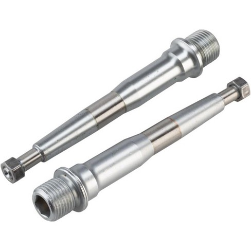 HT Components Cromo Spindle for AE03 and AE05 Pedals, Silver - image 1 of 1