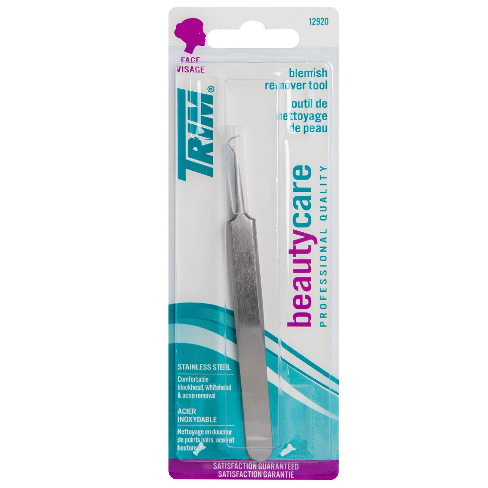 Image of Trim Stainless Steel Blemish Remover Tool