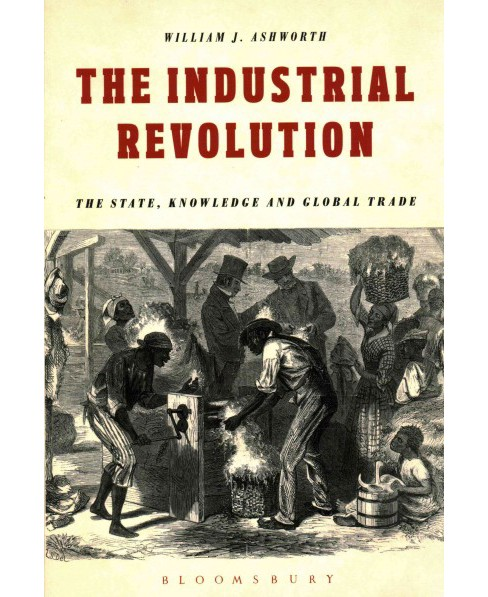 Industrial Revolution : The State, Knowledge and Global Trade (Paperback) (William J. Ashworth) - image 1 of 1