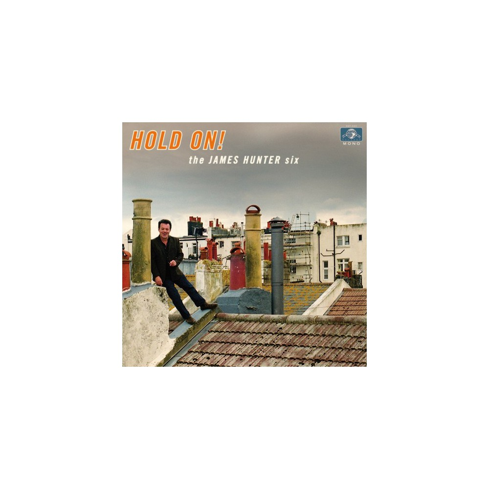 James Six Hunter - Hold On (Vinyl)