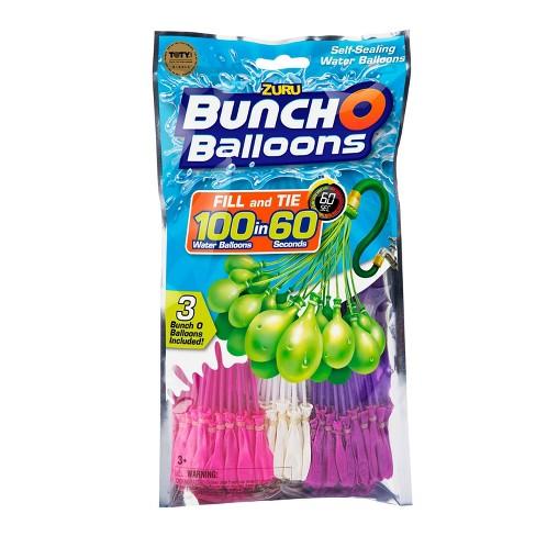 Zuru Bunch O Balloons 100 Self-Sealing Water Balloons - image 1 of 4