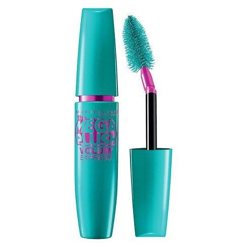 Maybelline Volum' Express The Mega Plush Mascara - image 1 of 5