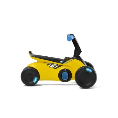 BERG Go2 SparX Ride-On - Yellow