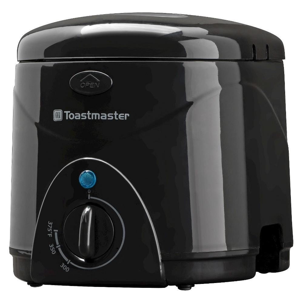 Toastmaster 1qt Deep Fryer, Black