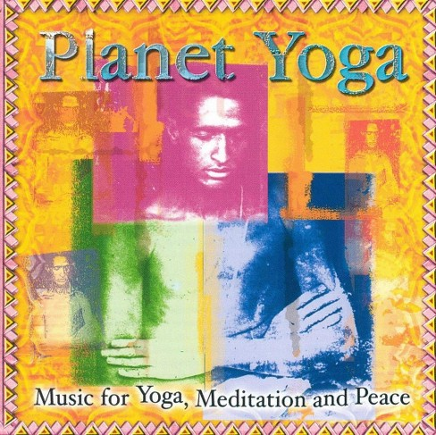 Various - Planet Yoga (CD) - image 1 of 1