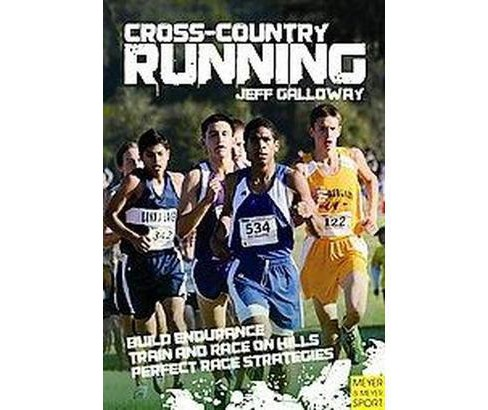 Cross-Country Running (Paperback) - image 1 of 1