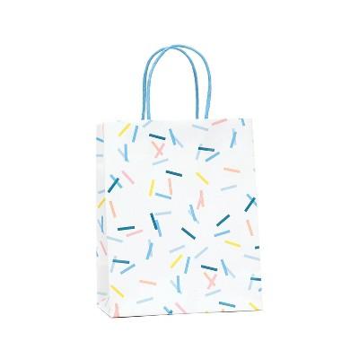 Medium Gift Bag Sprinkles with Foil - Spritz™