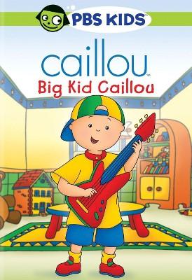 Caillou: Big Kid Caillou (DVD)