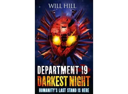 Darkest Night (Paperback) (Will Hill) - image 1 of 1