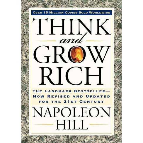 Think And Grow Rich livro de realização pessoal e auto-aperfeiçoamento