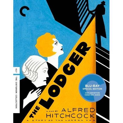 The Lodger: A Story of the London Fog (Blu-ray)