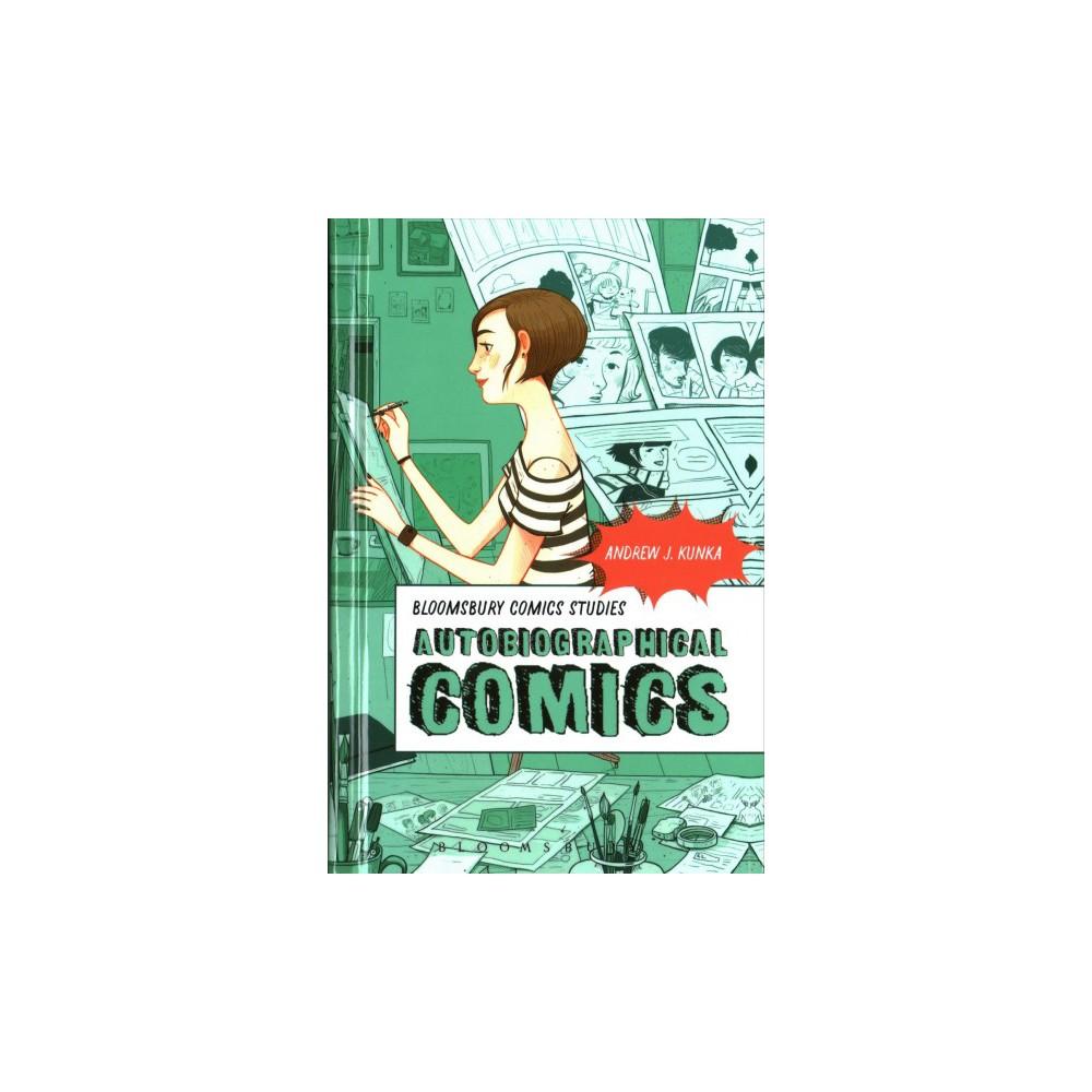 Autobiographical Comics (Hardcover) (Andrew J. Kunka)