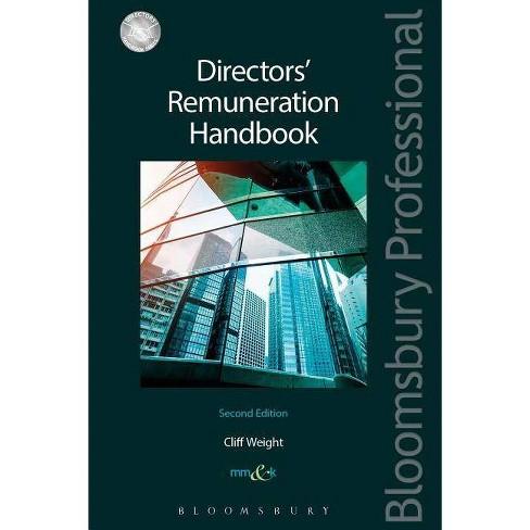 Directors' Remuneration Handbook - (Directors Handbook) 2 Edition by  Cliff Weight (Paperback) - image 1 of 1