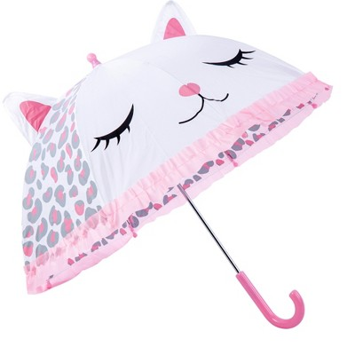 Laura Ashley Girls' 3D Dome Umbrella