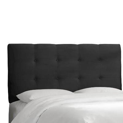 Dolce Microsuede Headboard - Skyline Furniture