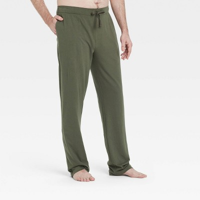 Men's Knit Pajama Pants - Goodfellow & Co™ Olive Green