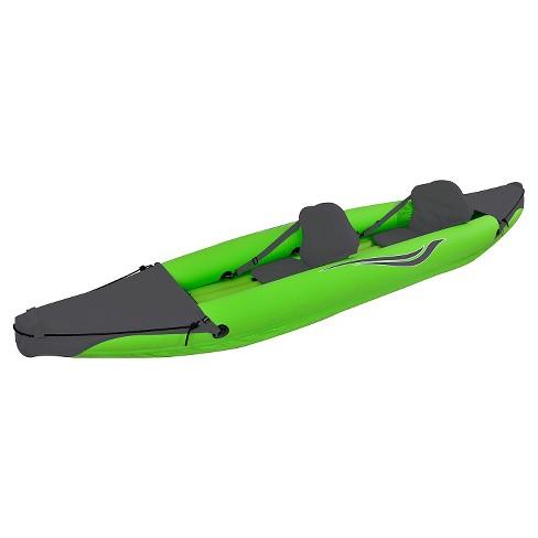 Kayak Outdoor Tuff Green