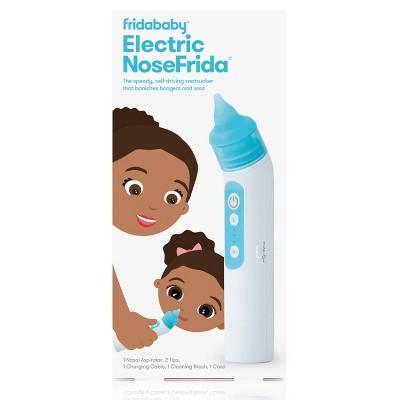 Fridababy Electric NoseFrida Nasal Aspirator - 5pc