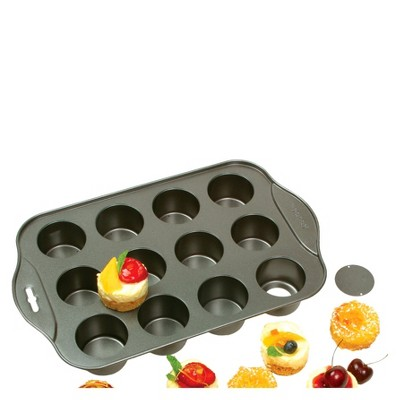 Norpro Mini Cheesecake Pan - Black