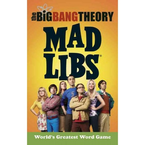 The Big Bang Theory Mad Libs - by  Laura Marchesani (Paperback) - image 1 of 1