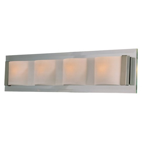 Lite Source Halogen Bulb Wall Light - Silver - image 1 of 1