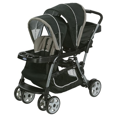 Graco® Ready2Grow Click Connect Double Stroller - Pipp