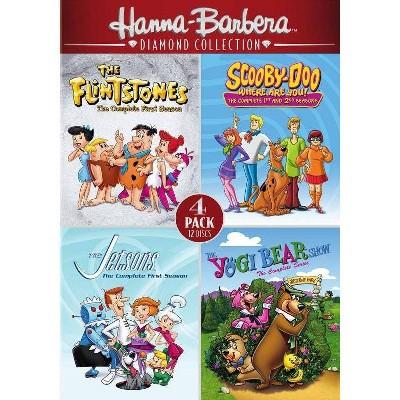 Hanna-Barbera Diamond Collection (DVD)(2017)