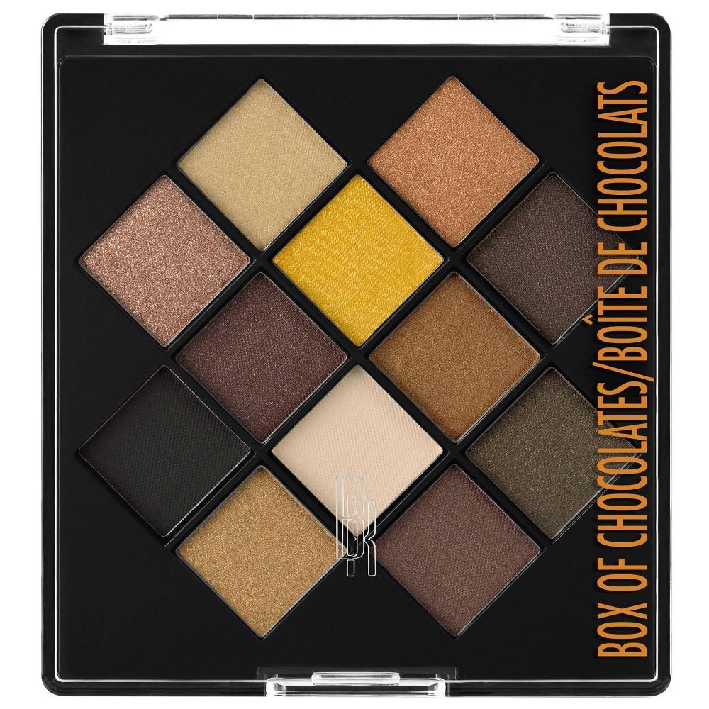 Black Radiance Eye Appeal Shadow Palette Box Of Chocolates 0 264oz