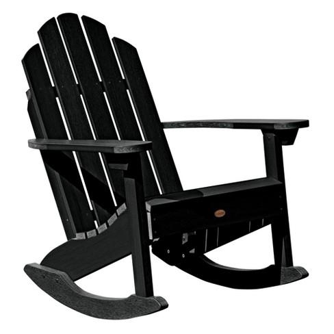 Classic Westport Adirondack Rocking Chair Highwood Target