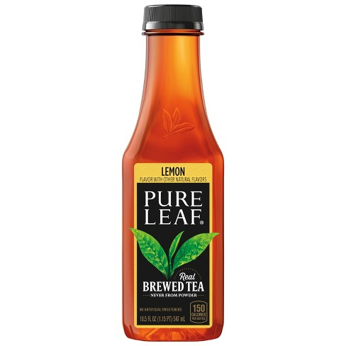 Pure Leaf Lemon Iced Tea - 18.5 fl oz Bottle - image 1 of 3