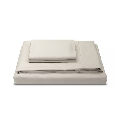 300 Thread Count Percale Solid Sheet Set - MOLECULE