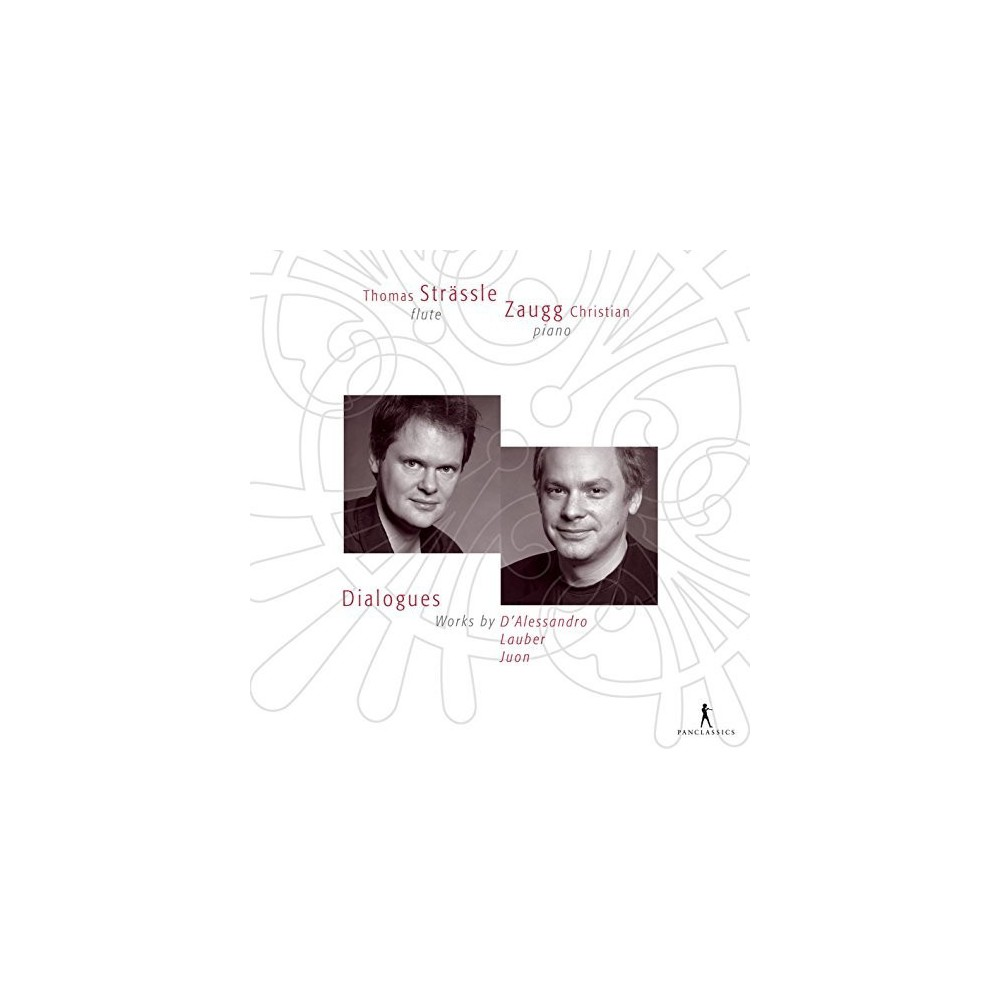 Thomas Straessle - Flute Sonata/Quatre Pieces Breves/Flu (CD)