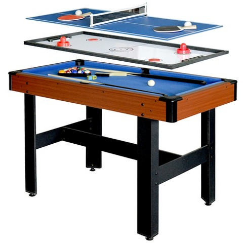 abf64546d47 Hathaway Triad 48 Inch 3-in-1 Multi Game Table   Target