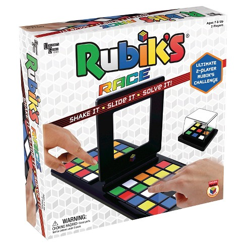 Rubik's Race Board Game - image 1 of 1