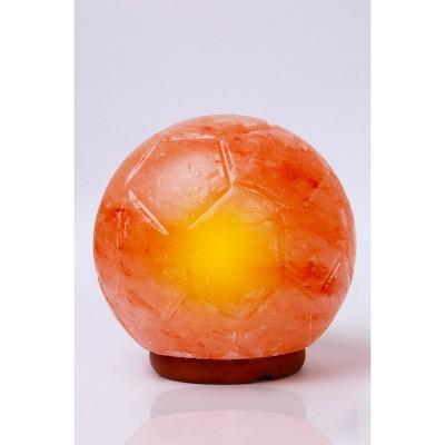 Soccer Ball Himalayan Salt Novelty Table Lamp - Q&A Himalayan Salt
