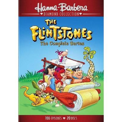 The Flintstones: The Complete Series (DVD)(2018)