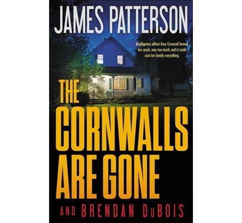 Cornwalls Are Gone -  Unabridged by James Patterson (CD/Spoken Word) - image 1 of 1