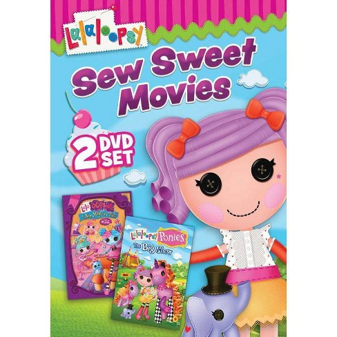 Lalaloopsy: Sew Sweet Movies (DVD) - image 1 of 1