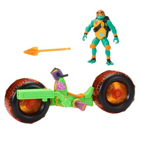 Rise of the Teenage Mutant Ninja Turtles Shell Hog with Michelangelo - image 1 of 4