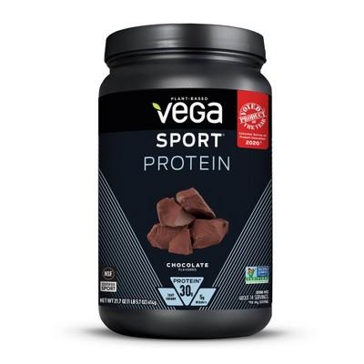 Vega Sport Protein Powder - Chocolate - 21.7oz