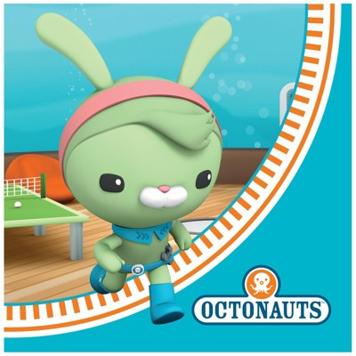 Birthday Express Octonauts Party Supplies Lunch Napkins